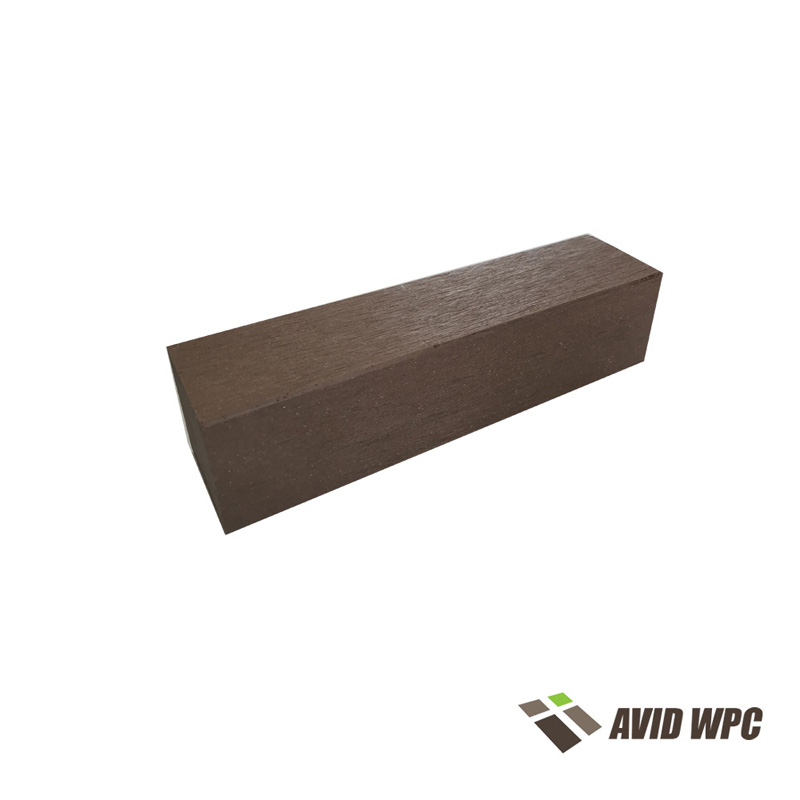 Solid Decking Board: Composite boards