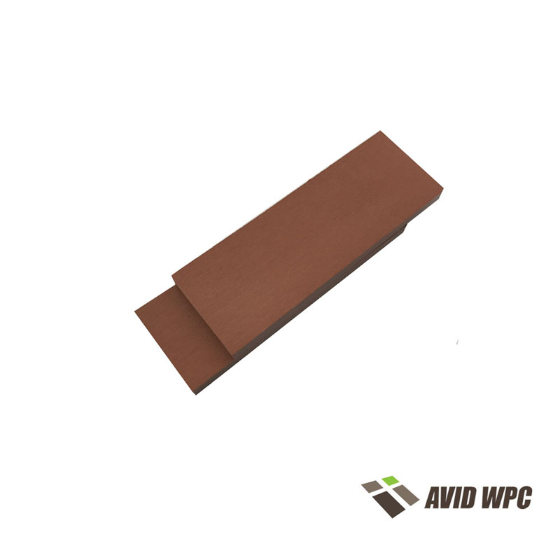 Solid Decking Board: Outdoor Solid Composite Board