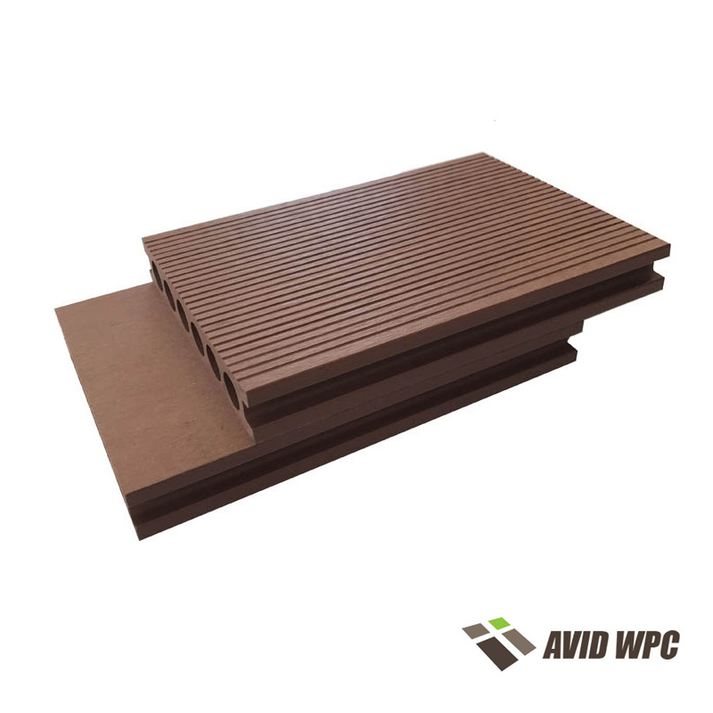 Hollow Decking Board: WPC Hollow Composite Board