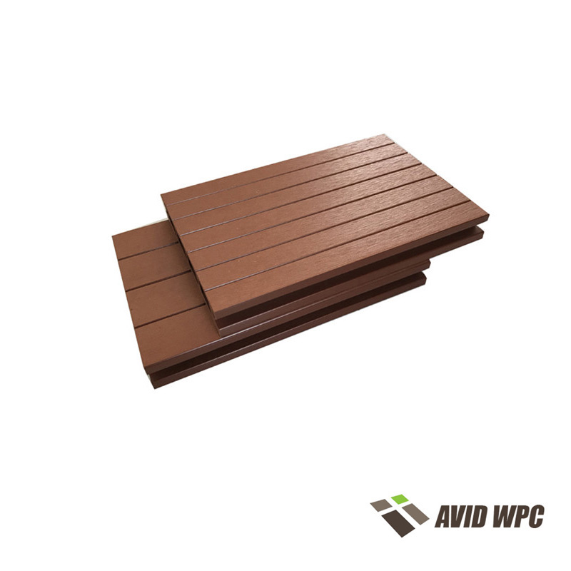Hollow Decking Board: WPC Hollow Decking